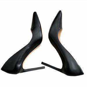 Nine West Black Stiletto Pumps Size 9.5M